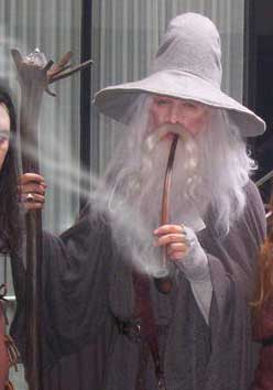 Gandalfs Pipe Page